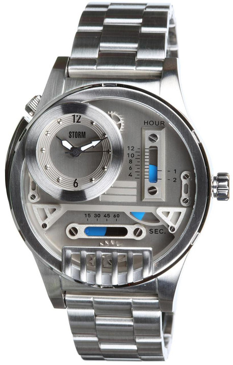 Storm Hydroxis Silver 25th Anniversary Special Edition