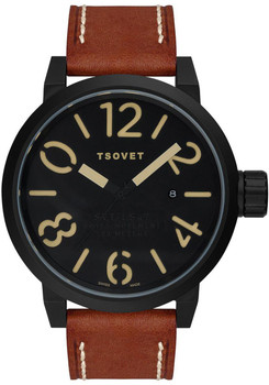 TSOVET SVT-LS47 Swiss -Brown/Black