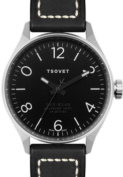 TSOVET SVT-RS40 Swiss - Black/Silver