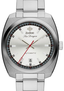 Zodiac ZO9900 Sea Dragon Automatic -Silver