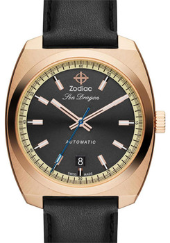 Zodiac ZO9902 Sea Dragon Automatic -Rose Gold