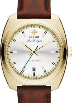 Zodiac ZO9903 Sea Dragon Automatic -Gold