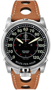 CT Scuderia Dashboard Automatic -Light Brown/Silver