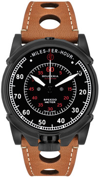 CT Scuderia Dashboard Automatic -Light Brown/Black