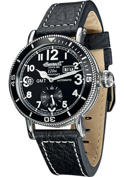 Ingersoll 120th Anniversary Black Automatic