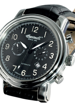 Ingersoll Pullman Black Limited Edition Automatic