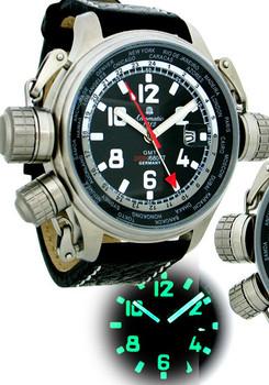 Aeromatic Cannon GMT Worldtime