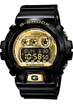 G-shock Classic 6900 XL - Black/Gold