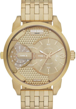 Diesel DZ7306 Daddy All Gold