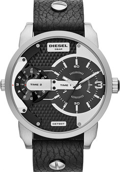 Diesel DZ7307 Daddy Leather Black