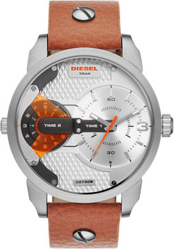 Diesel DZ7309 Daddy Leather Brown
