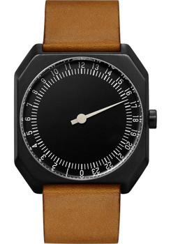 Slow Jo 24 Hour One Hand Vintage Leather Brown/Black
