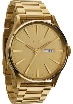 Nixon Sentry SS All Gold