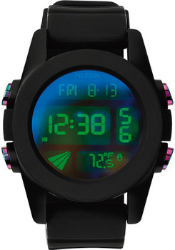 Nixon Unit Black Iridium