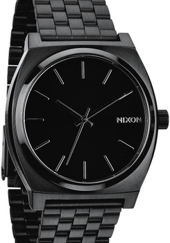 Nixon Time Teller SS All Black