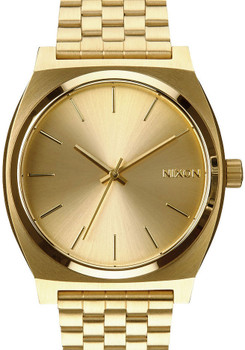 Nixon Time Teller SS All Gold