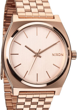 Nixon Time Teller SS Rose Gold