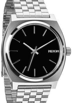 Nixon Time Teller SS Silver/Black