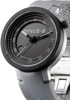 Minus-8 Layer Automatic -Grey/Raw