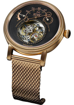 Xeric Xeriscope Automatic Rose Gold Mesh