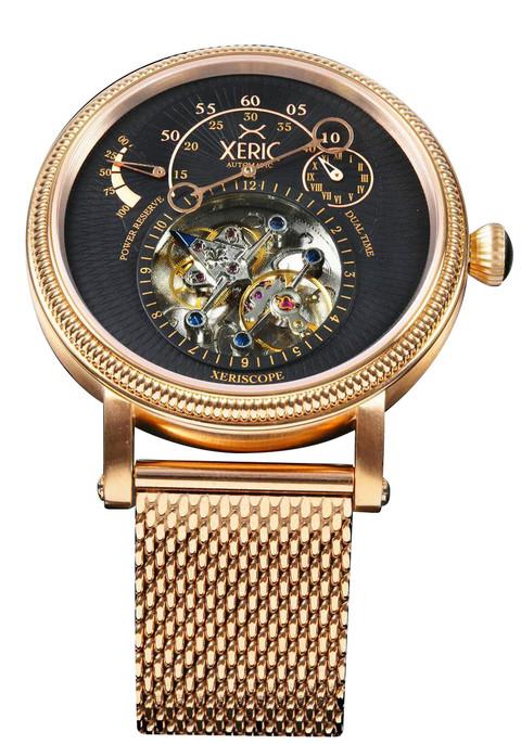 Xeric Xeriscope Automatic Rose Gold Mesh (XS3021M)
