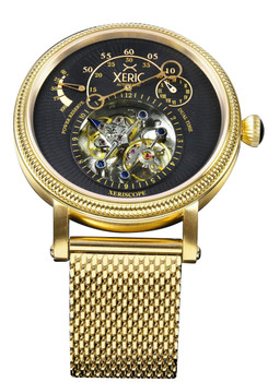 Xeric Xeriscope Gold Mesh Automatic