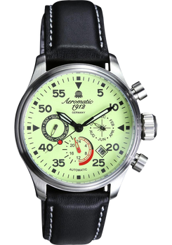 Aeromatic Military Luminous Multifunction Automatic