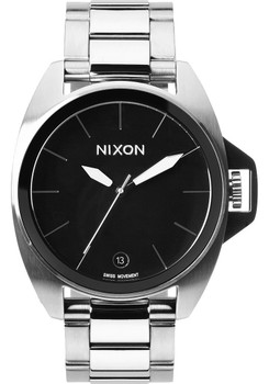 Nixon Swiss Anthem -Black (A396000)