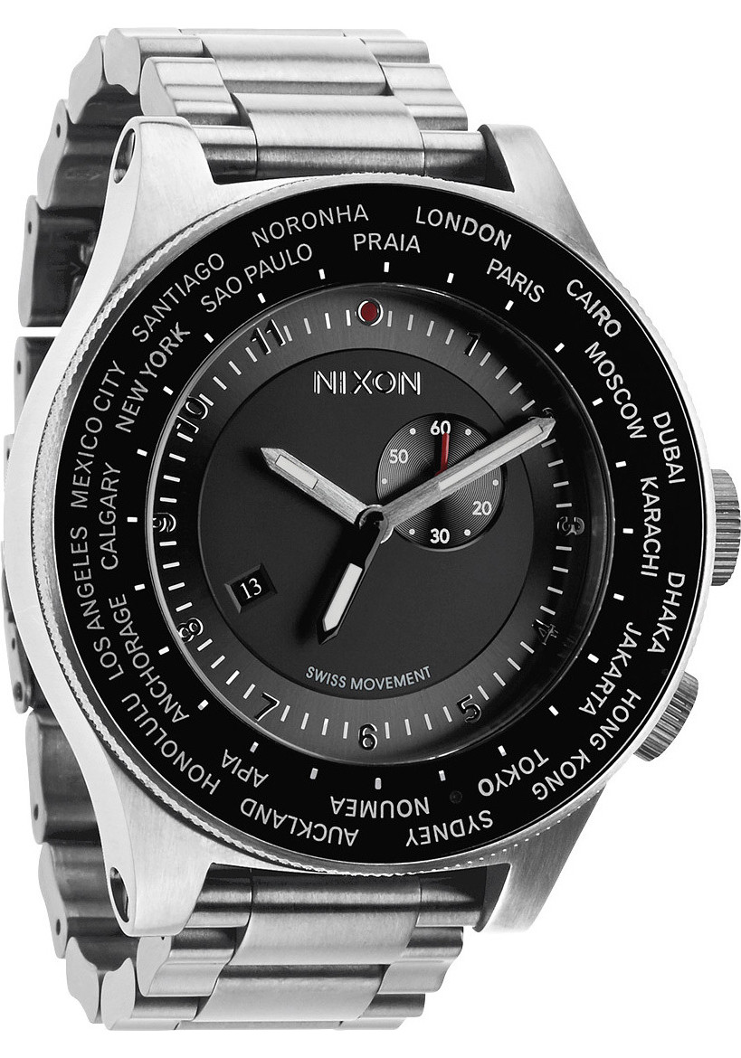 NIXON WATCH OPERATION MANUAL Pdf Download.
