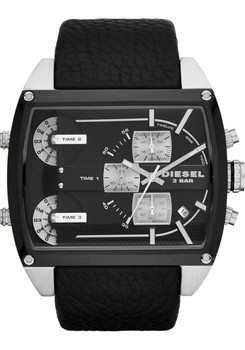 Diesel DZ7326 Fleet Triple Time Chronograph Jump Hour