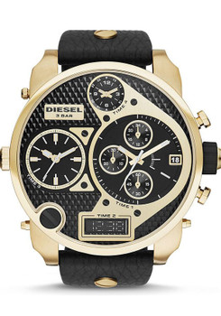 Diesel DZ7323 Mr. Daddy XL SBA Black/Gold
