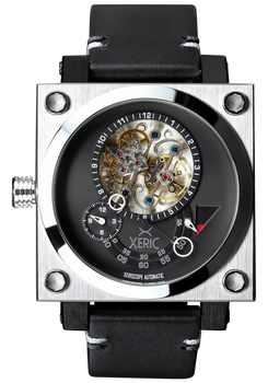 Xeric Xeriscope Squared Black/Steel