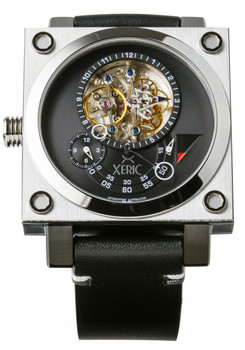 Xeric Xeriscope Squared Black/Steel (XS2-3014) front