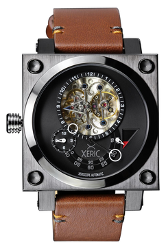 Xeric Xeriscope Squared Gunmetal/Brown