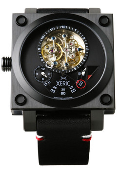 Xeric Xeriscope Squared All Black (XS2-3019) front