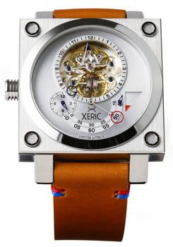 Xeric Xeriscope Squared Silver/Brown (XS2-3018)