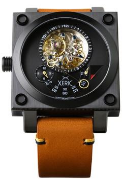 Xeric Xeriscope Squared Black/Tan (XS2-3017) front