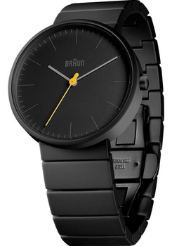 Braun BN0171 Black Ceramic Watch