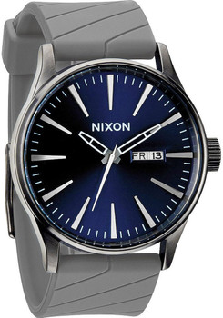 Nixon Sentry Blue Sunray
