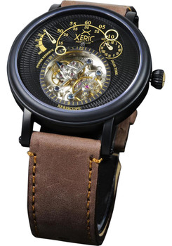 Xeric Xeriscope Black/Brown Automatic Limited Edition