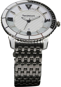 Tendence Swiss Slim Sport Stainless Steel