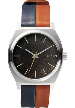 Nixon Time Teller SS Copper/Navy