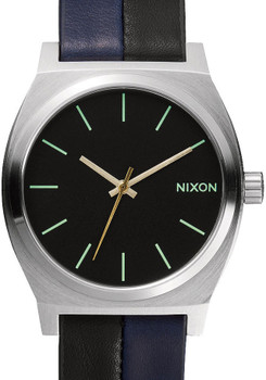 Nixon Time Teller Steel Black/Navy