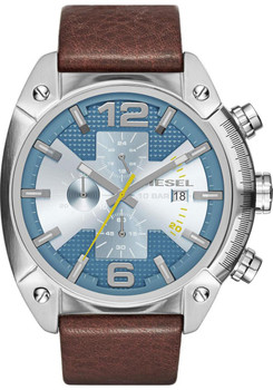 Diesel Overflow Chrono DZ4340 Blue/Brown