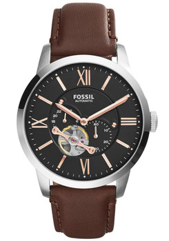 Fossil ME3061 Townsman Leather Automatic Brown