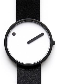 Rosendahl PIcto Leather Black/White