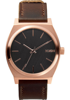 Nixon Time Teller Rose Gold/Gunmetal