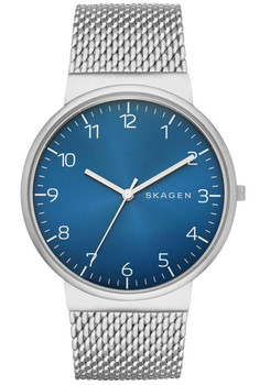 Skagen SKW6164 Ancher Steel Mesh/Navy