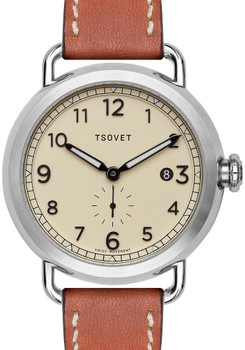 TSOVET SVT-CV43 Tan/Silver
