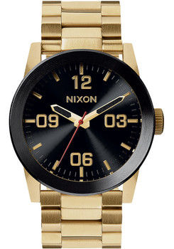 Nixon Private SS All Gold/Black